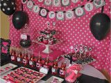 Minnie Mouse 2nd Birthday Decorations Minnie Mouse Birthday Party Ideas Photo 5 Of 12 Catch