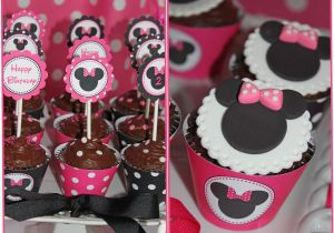 Minnie Mouse 2nd Birthday Decorations Party