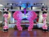 Minnie Mouse Birthday Balloon Decorations Best 25 Minnie Mouse Balloons Ideas On Pinterest Mini