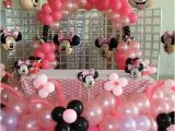 Minnie Mouse Birthday Balloon Decorations Best 25 Minnie Mouse Balloons Ideas On Pinterest