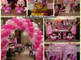 Minnie Mouse Birthday Balloon Decorations Golden Cowrie Lahug Cebu Balloons and Party Supplies