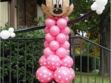 Minnie Mouse Birthday Balloon Decorations Minnie Mouse Character Party Decoration