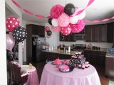 Minnie Mouse Birthday Party Decoration Ideas Minnie Mouse Decorations Minnie Mouse Party Pinterest