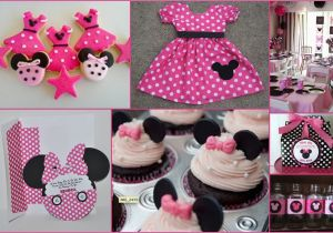 Minnie Mouse Decorations for 1st Birthday How to Prepare Minnie Mouse Birthday Party Margusriga