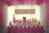 Minnie Mouse Decorations for 1st Birthday Minnie Mouse Birthday Party Ideas Photo 1 Of 15 Catch