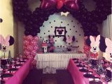 Minnie Mouse Decorations for Birthday Party 32 Sweet and Adorable Minnie Mouse Party Ideas Shelterness