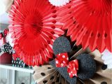 Minnie Mouse Decorations for Birthday Party Hunted Interior Minnie Mouse Birthday Party