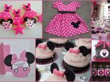 Minnie Mouse First Birthday Party Decorations How to Prepare Minnie Mouse Birthday Party Margusriga