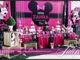 Minnie Mouse themed Birthday Party Decorations Explore the Best Minnie Mouse Party Ideas In Pakistan