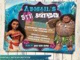 Moana Birthday Invitations Walmart Moana Invitation Moana Party Disney Moana Moana