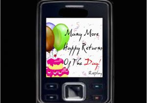 Mobile Birthday Cards Downloads Wishes Through Mobile Free Happy Birthday Ecards
