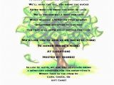 Money Tree Invitation Wording Birthday Money Tree Bridal Shower Invitation by Partychickie On