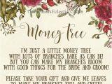 Money Tree Invitation Wording Birthday Printable Money Tree Sign Money Tree Print Money Tree