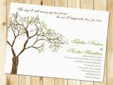 Money Tree Invitation Wording Birthday Wedding Shower Invitation Wording Wedding Invitation