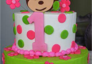 Monkey 1st Birthday Decorations Little Man One Year Old Birthday On