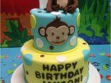 Monkey 1st Birthday Decorations Free Printable Little Monkey Birthday Invitation Template