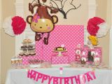 Monkey Birthday Decorations 1st Birthday Girl Monkey Birthday Party Supplies Xxx Porn Library
