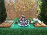 Monkey Birthday Decorations 1st Birthday Monkey themed 1st Birthday Party Home Party Ideas