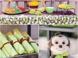 Monkey Decorations for Birthday 17 Best Images About Daniel 39 S Birthday Party On Pinterest