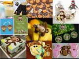 Monkey Decorations for Birthday Baby Shower Decorations Monkey theme Best Baby Decoration