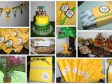 Monkey First Birthday Decorations Partylicious Looking Back Baby 39 S Monkey 1st Birthday
