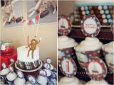 Monkey First Birthday Decorations sock 1st Party Pizzazzerie | BirthdayBuzz