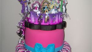 Monster High Birthday Cake Decorations 25 Monster High Cake Ideas and Designs Echomon