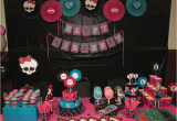 Monster High Decorations for Birthday Party Home Confetti Monster High Birthday Party