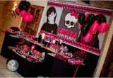 Monster High Decorations for Birthday Party Kara 39 S Party Ideas Monster High Birthday Party Supplies