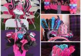 Monster High Decorations for Birthday Party Kara 39 S Party Ideas Monster High themed Birthday Party Via