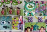 Monster Inc Birthday Decorations Kara 39 S Party Ideas Monsters Inc Birthday Party Planning