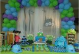 Monster Inc Birthday Decorations the Best Monster Inc Baby Shower Party Supplies Baby
