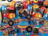 Monster Jam Birthday Decorations Best 25 Monster Truck Party Ideas On Pinterest Monster