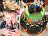 Monster Jam Birthday Decorations Kara 39 S Party Ideas Cake Collage From A Monster Jam
