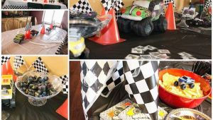 Monster Jam Birthday Decorations Kara 39 S Party Ideas Monster Jam Birthday Party Kara 39 S