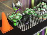 Monster Jam Birthday Decorations Monster Jam Gravedigger Birthday Party Ideas Photo 3 Of