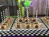Monster Jam Birthday Decorations Monster Jam Gravedigger Birthday Party Ideas Photo 4 Of