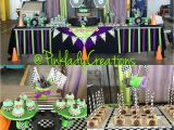Monster Jam Birthday Decorations Monster Jam Gravedigger Birthday Party Ideas Photo 6 Of