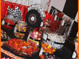Monster Truck Birthday Decorations An eventful Party Monster Truck 5th Birthday eventful