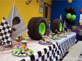 Monster Truck Birthday Decorations Nestling Monster Truck Party Reveal