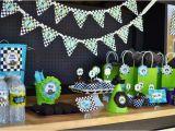 Monster Truck Birthday Party Decorations Kara 39 S Party Ideas Monster Truck Birthday Party Via Kara 39 S
