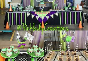 Monster Truck Birthday Party Decorations Jam Gravedigger Ideas Pinterest