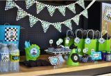 Monster Truck Decorations for Birthday Party Kara 39 S Party Ideas Monster Truck Birthday Party Via Kara 39 S