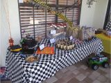 Monster Truck Decorations for Birthday Party Monster Jam Birthday Quot Alex 39 S 4th Monster Jam Bash