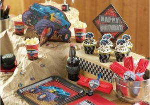 Monster Truck Decorations For Birthday Party Kara 39 S Party Ideas