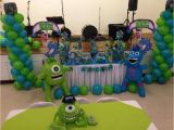 Monsters Inc 1st Birthday Decorations Monster 39 S Inc Birthday Quot Monster 39 S Inc 2nd Birthday
