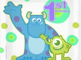 Monsters Inc 1st Birthday Decorations Monsters Inc Birthday Cake Ideas and Designs