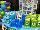 Monsters Inc 1st Birthday Decorations Monsters Inc First Birthday Invitations