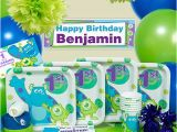 Monsters Inc 1st Birthday Decorations top 107 Ideas About Monster 39 S Inc Party On Pinterest