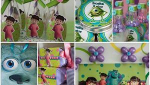 Monsters Inc Birthday Decorations Kara 39 S Party Ideas Monsters Inc Birthday Party Planning